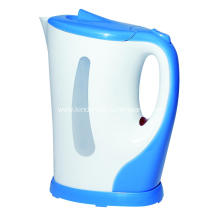 1.7L Corded Plastic Electric Kettle